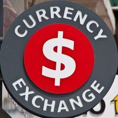 Wymiana walut w Warszawie