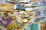 Banknoty i monety do przeliczenia